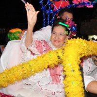 La última Guacherna de Esthercita Forero en 2011.