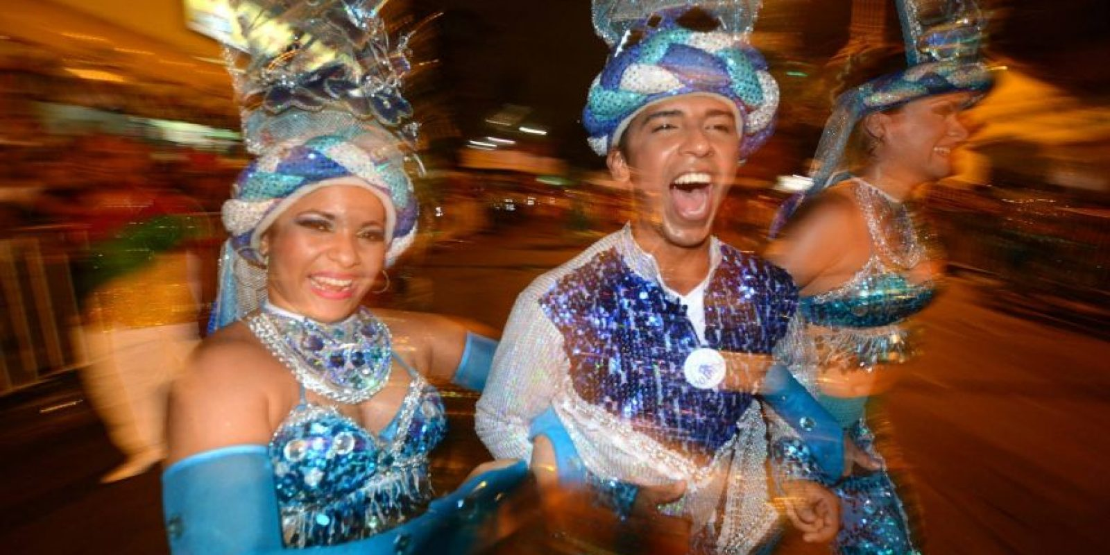 Desfile de Guacherna. Foto:Secretaría de Cultura