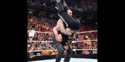 """El """"Fenómeno"""" buscará hacer más grande su marca en la """"Vitrina de los Inmortales"""". Foto:WWE"""