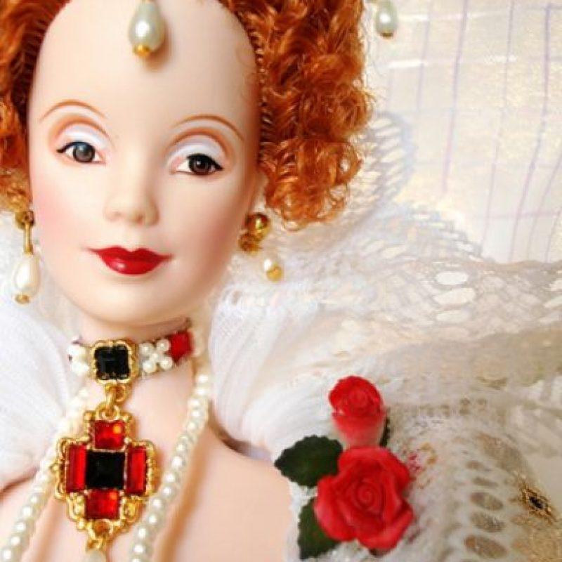Está basada en uno de los cuadros de su juventud Foto:Mattel