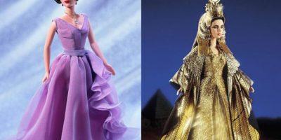 La Barbie de Elizabeth Taylor Foto:Mattel