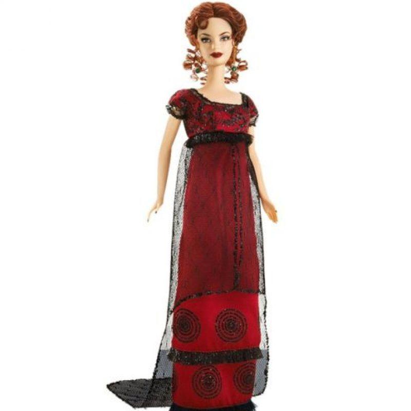 "La Barbie de Rose Dewitt Bukater, protagonista de ""Titanic"" Foto:Mattel"