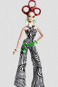 "La Barbie ""PopLife"" inspirada en los 60. Foto:Mattel"
