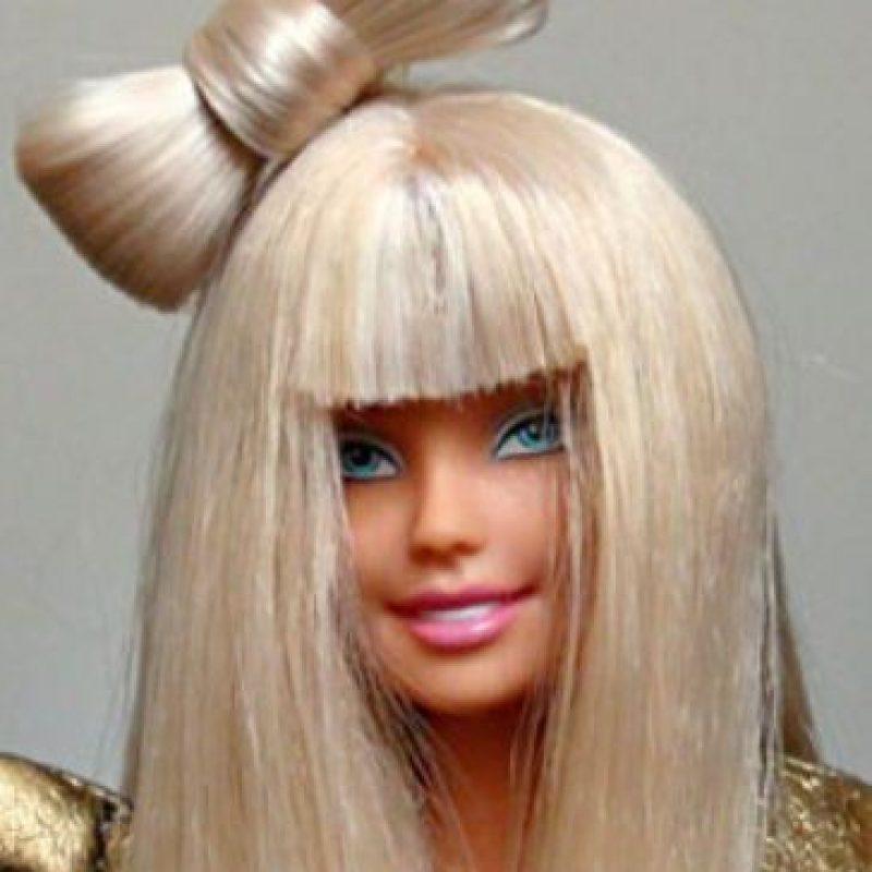 La Barbie Lady Gaga. Foto:Mattel