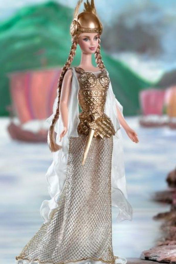 La Barbie Vikinga. Foto:Mattel