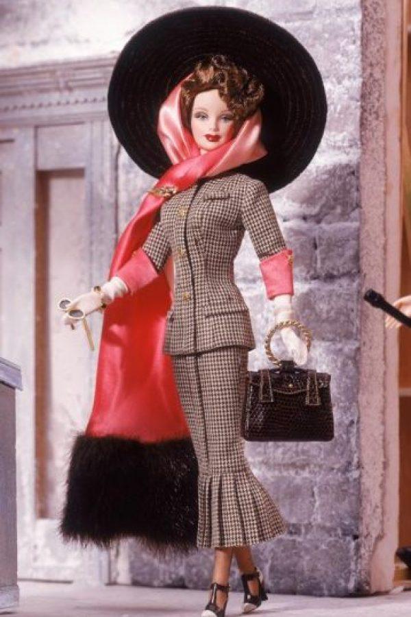 La Barbie actriz de cine de los años 40. Foto:Mattel