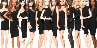 "Las Barbies ""Fashion"" que salieron en 2012. Foto: Mattel"