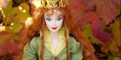 La Barbie reina de las hadas. Foto:Mattel
