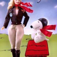 Con Snoopy Foto:Mattel