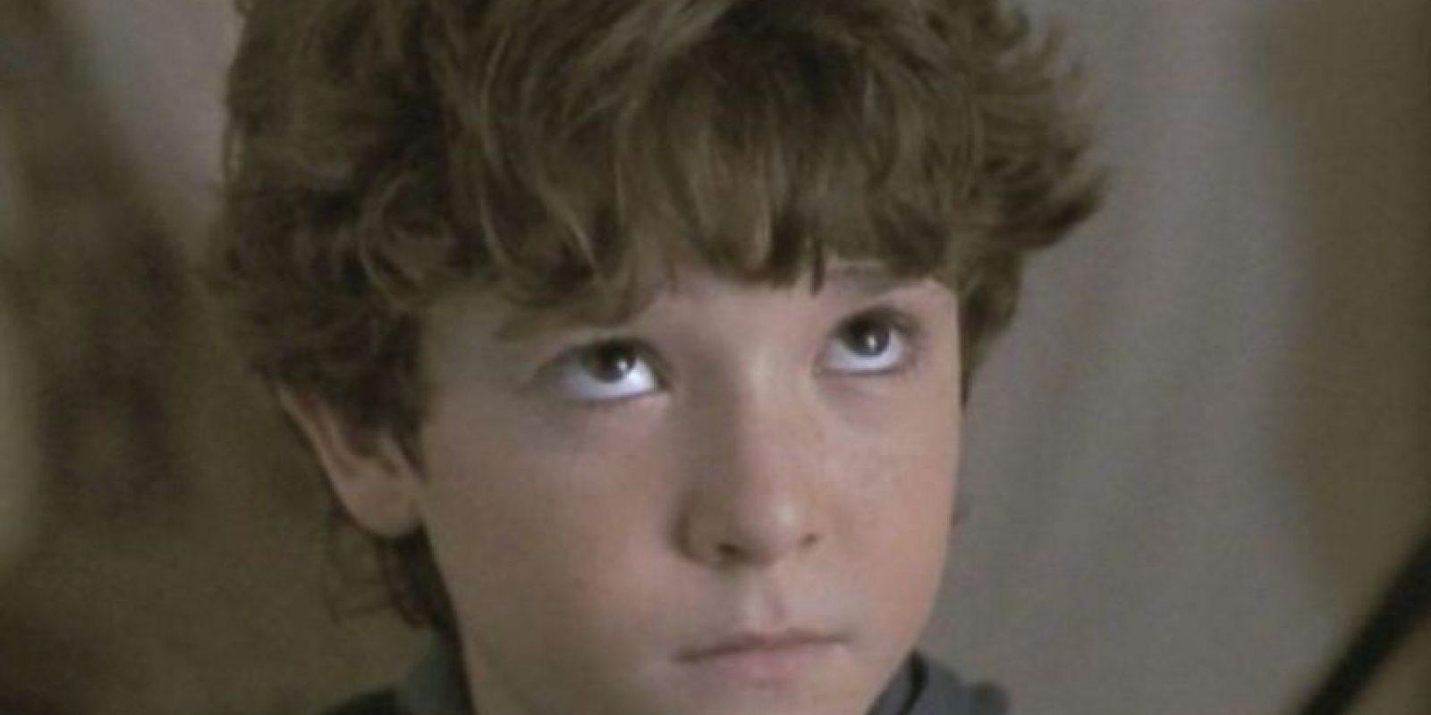 """Bradley Pierce se hizo famoso en """"Jumanji"""". Foto:vía TriStar"""
