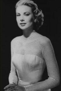 La actriz Grace Kelly lució una joya de 10.4 quilates y estaba valuada en 4.6 millones de dólares Foto:Twitter