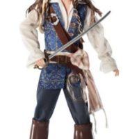 """Johnny Depp en """"Piratas del Caribe"""" Foto:Pinterest"""