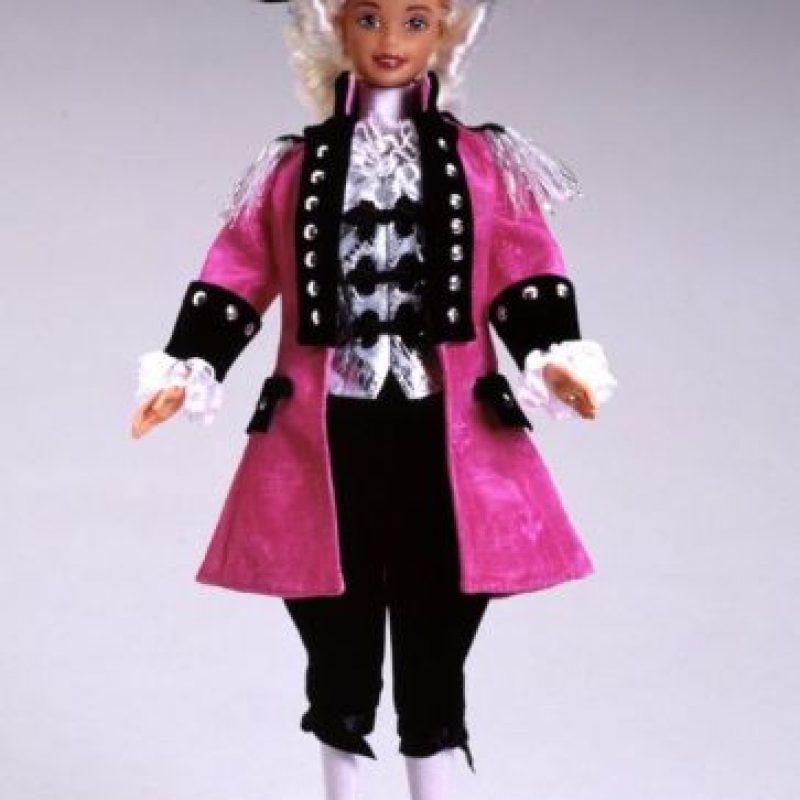 A la George Washington Foto:Mattel