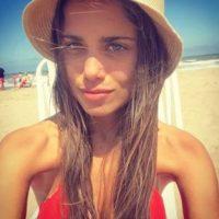 Ella es Antonella Cavalieri Foto:Vía instagram.com/anto_cavalieri
