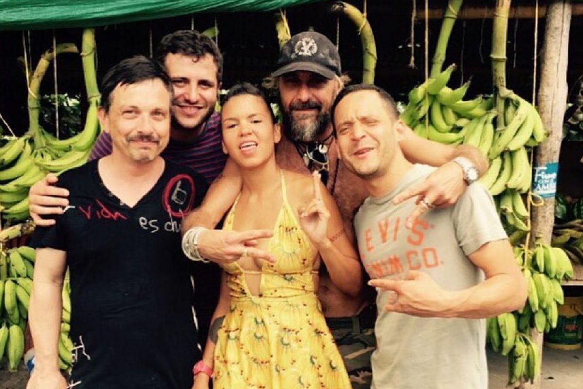 Foto:https://www.instagram.com/bombaestereo/