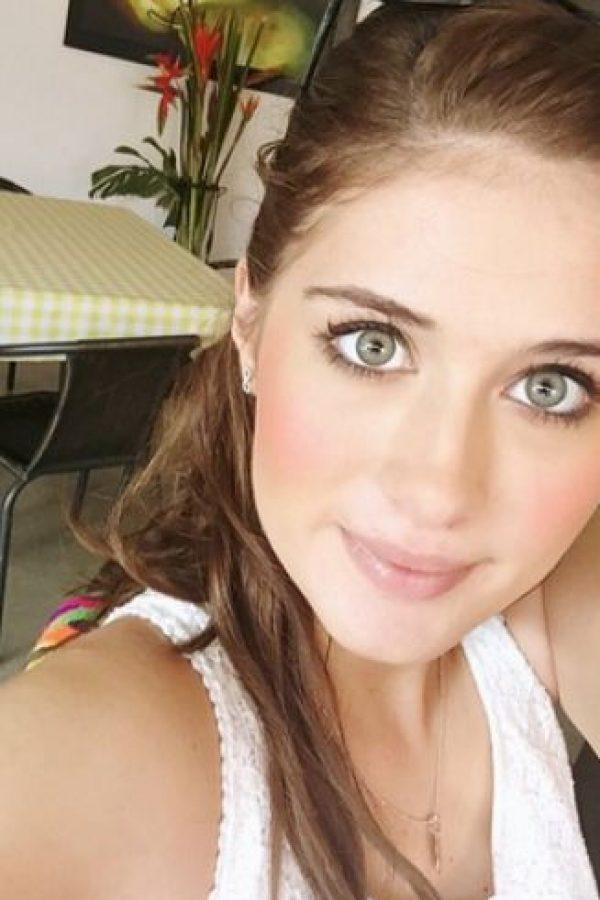 La española Nerea Camacho es la protagonista de 'La Esclava Blanca, el amor no tiene color', de Caracol Televisión Foto:https://www.instagram.com/nerea_camachoo/