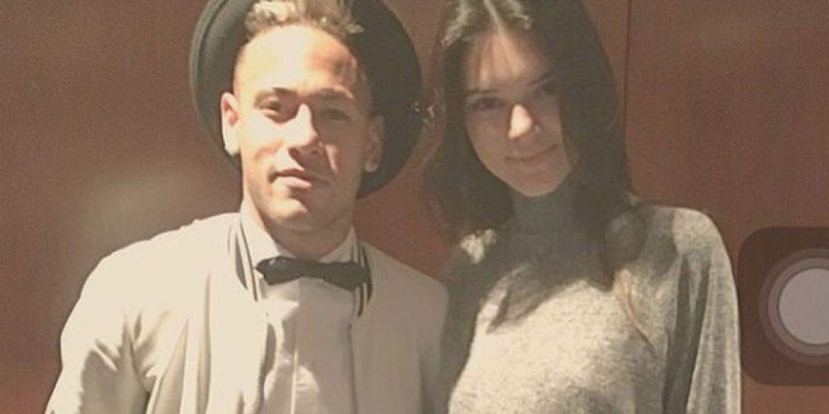 ¿Qué hacían Neymar y Kendall Jenner juntos?