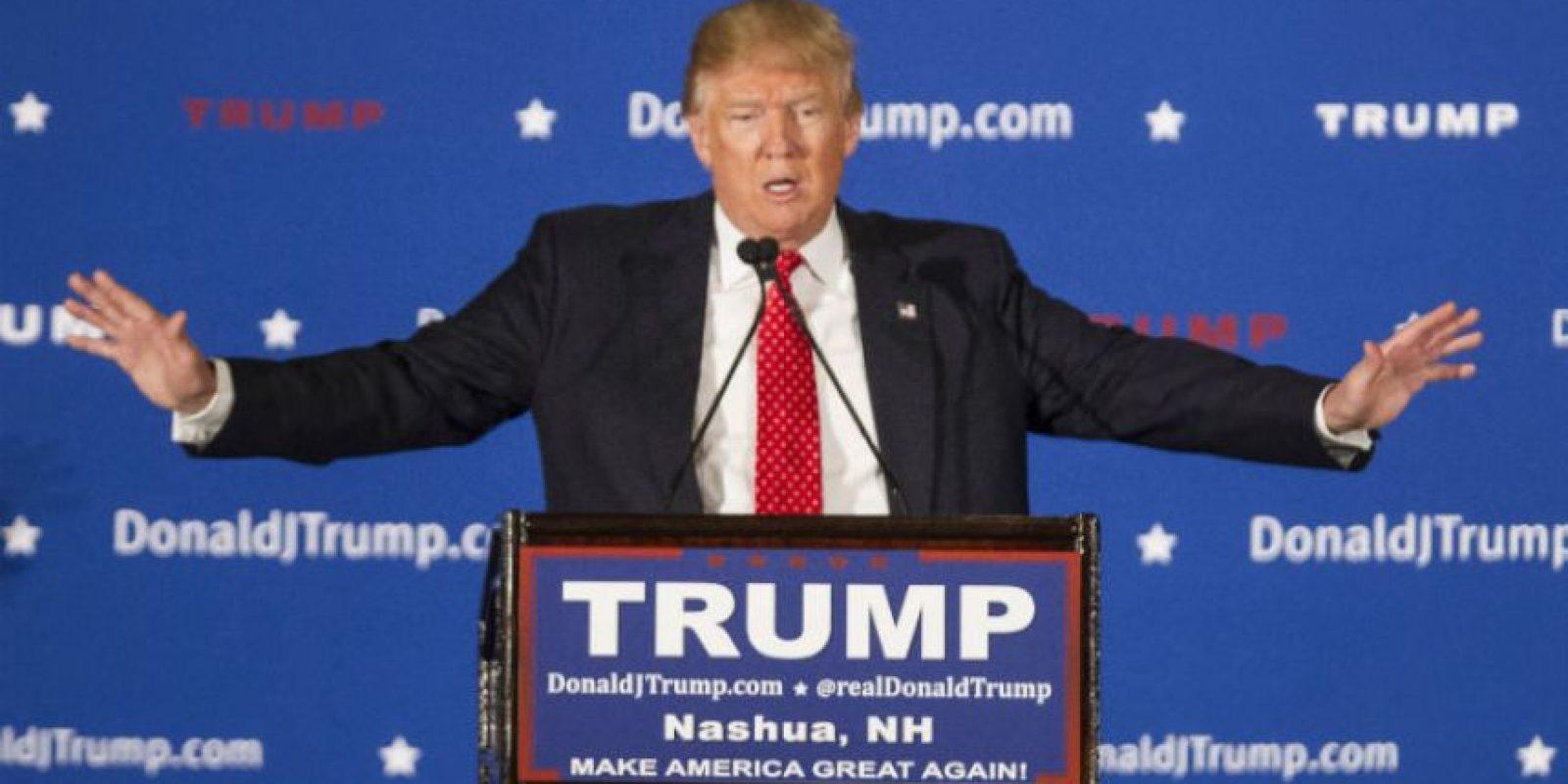 Es un ejecutivo, político, empresario y millonario de Estados Unidos. Foto:Getty Images