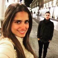 Es pareja de Paulo Dybala Foto:Vía instagram.com/anto_cavalieri
