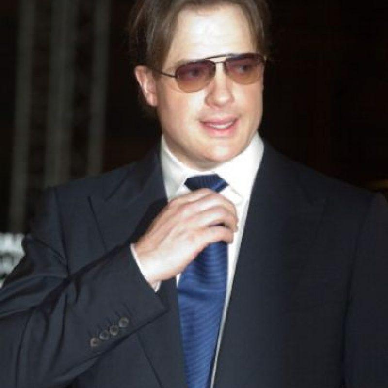 """Estuvo en medio del escándalo por la producción de """"Guillermo Tell"""". Fraser afirmó que el productor le robó dos millones de dólares. Foto:vía Getty Images"""