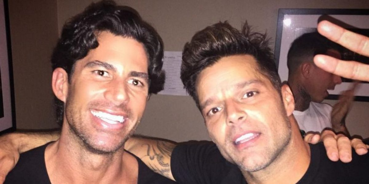 Este atractivo profesor cautivó a Ricky Martin