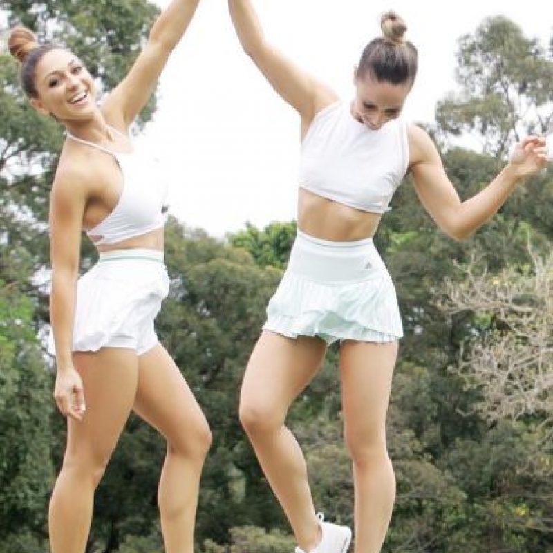 Sus nombres son Diana y Felicia Foto:Vía instagram.com/basebodybabes