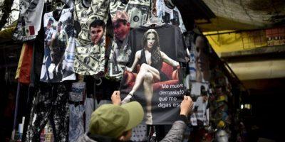 La ropa es uno de los principales productos Foto:AFP