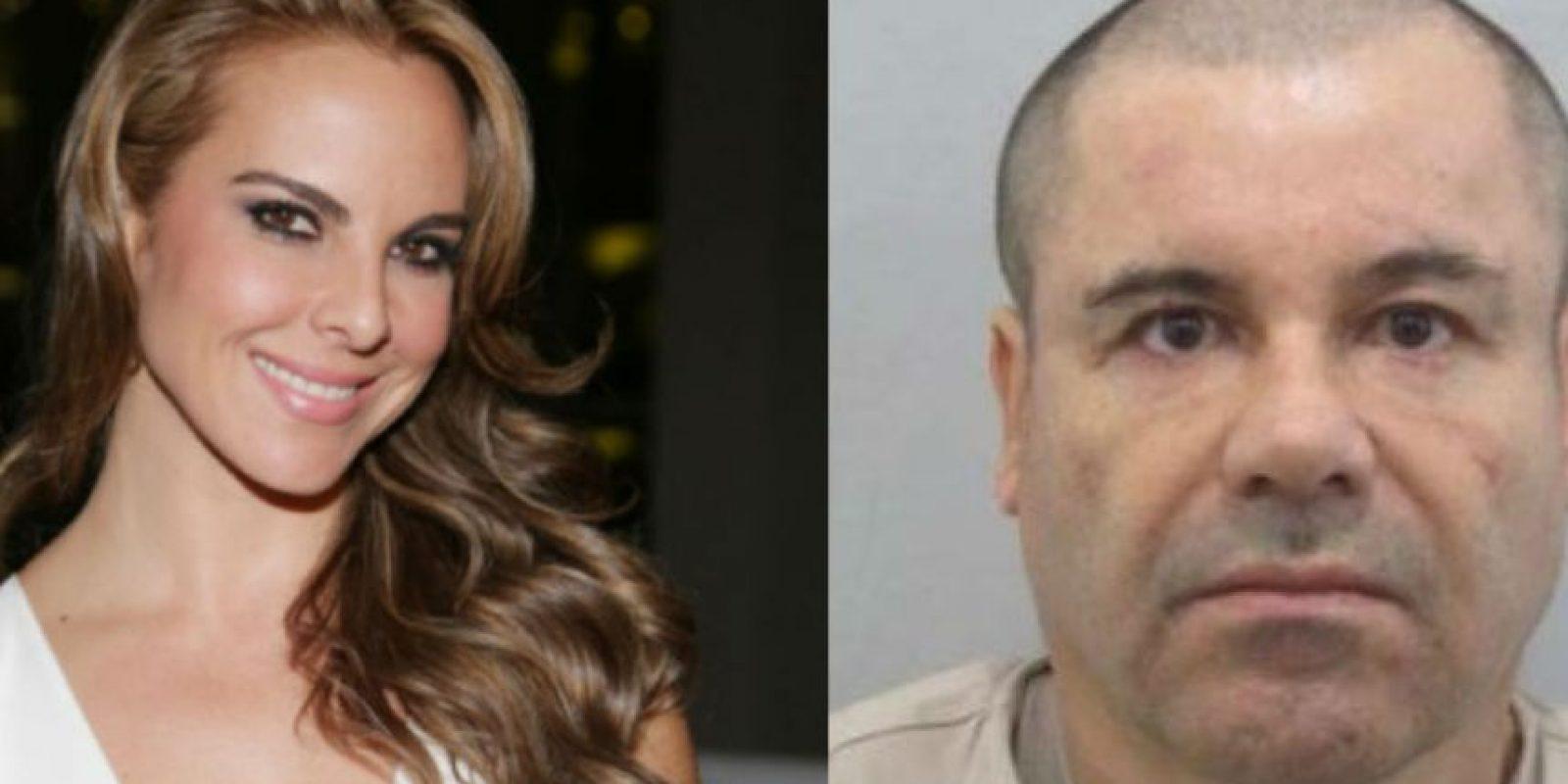 """Un virus en Facebook muestra un supuesto video sexual de Kate del Castillo y """"El Chapo"""" Guzmán. Foto:Especial"""
