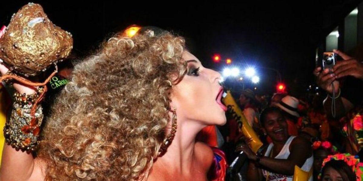 Galería de Fotos: Así se vive la noche de Guacherna en Barranquilla