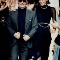 En los años 80, fundó su propia marca, Karl Lagerfeld, que aún se mantiene. Foto:vía Getty Images