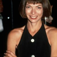Llegó a editora general de Vogue en 1988. Foto: vía Getty Images