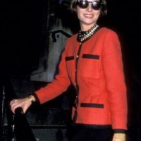 Jamás fue a la universidad. Se mudó en los 70 de Gran Bretaña a Nueva York. Foto:vía Getty Images