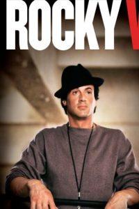En Rocky V, el protagonista pierde todo y lo consideran no apto para pelear luego de su combate con Iván Drago. Foto:vía United Artists