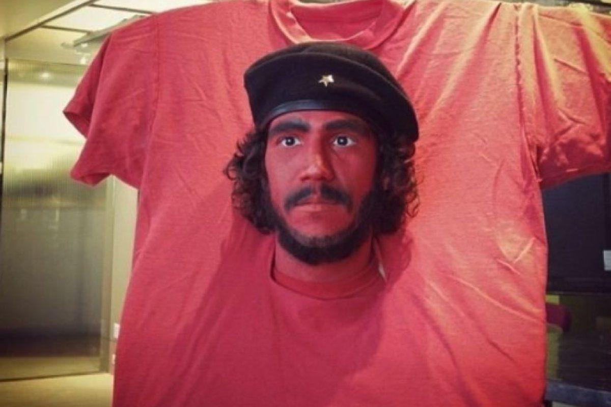 Che Guevara Foto:Imgur