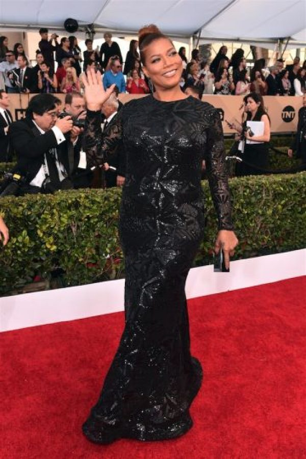 Queen Latifah — Bessie; como Bessie Smith. Foto: Getty Images