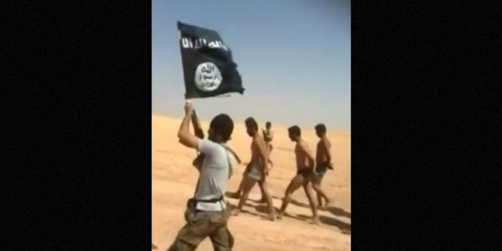 ¿Cómo son los jóvenes que se unen al Estado Islámico? Foto:AFP
