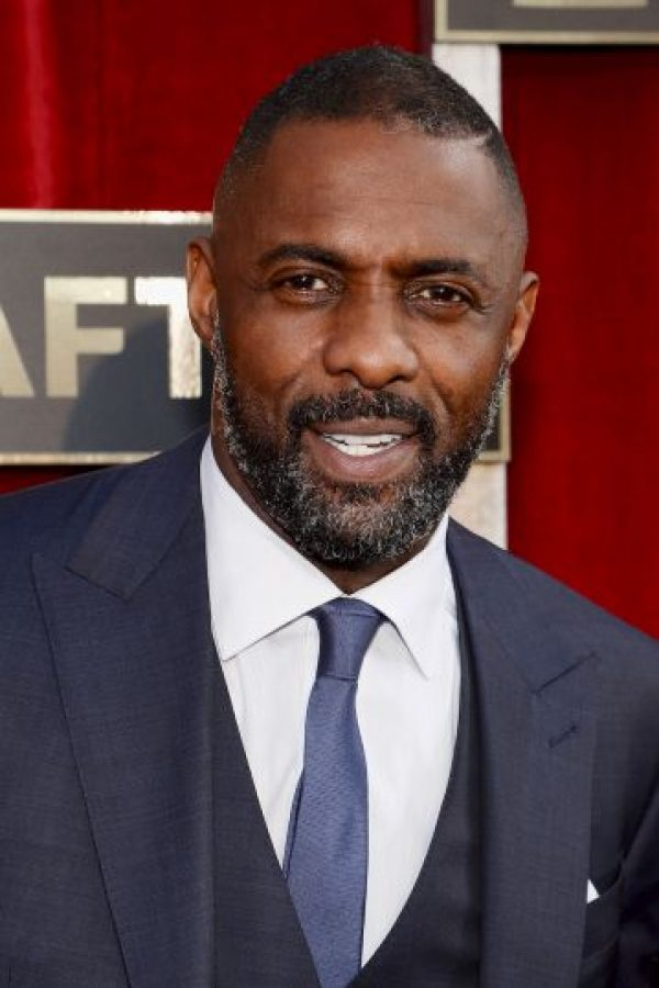 Idris Elba — Beasts of No Nation; como El Comandante. Foto: Getty Images