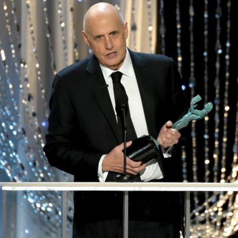 """Ganó """"Mejor interpretación masculina en una comedia"""" Foto:Getty Images"""