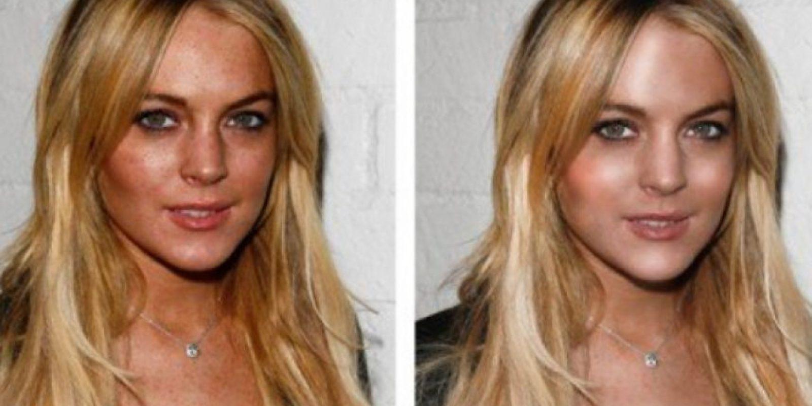 Lindsay Lohan Foto:fress.co