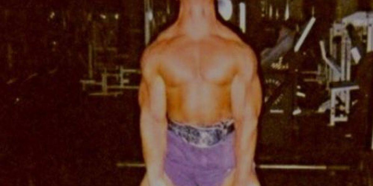 Fotos: Miren el impresionante cuerpo de John Cena a los 19 años
