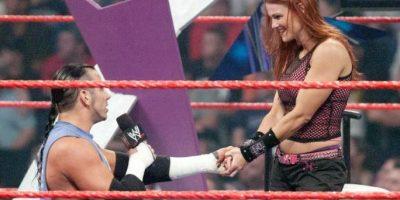 11. Matt Hardy y Lita Foto:WWE