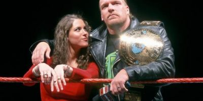 1. Stephanie McMahon y Triple H Foto: WWE