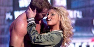 15. Christian y Trish Stratus Foto:WWE