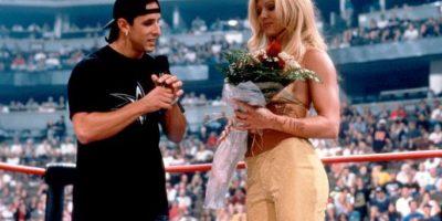 16. Billy Kidman y Torrie Wilson Foto:WWE
