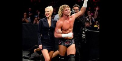24. Lana y Dolph Ziggler Foto:WWE