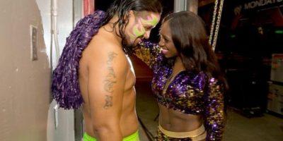 29. Jimmy Uso y Naomi Foto:WWE