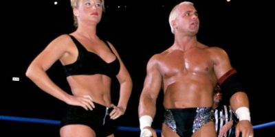 28. Tammy Sytch y Chris Candido Foto: WWE
