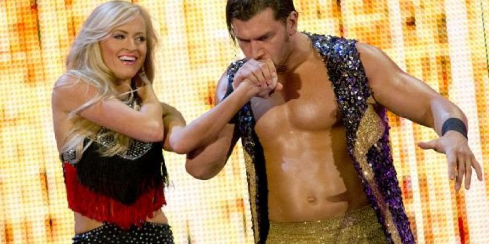 22. Summer Rae y Fandango Foto:WWE