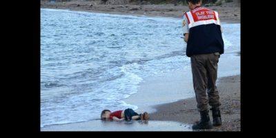 Aylan Kurdi tenía tres años cuando su cuerpo fue hallado en una costa de Turquía. Foto:AP