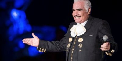 Vicente Fernández Foto: Getty Images